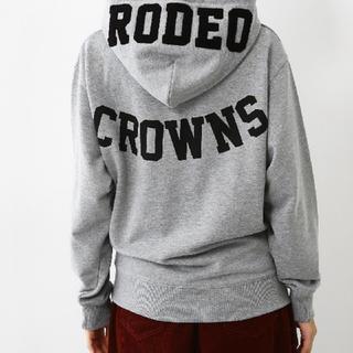 ロデオクラウンズワイドボウル(RODEO CROWNS WIDE BOWL)のRPG ビッグ パーカ(パーカー)