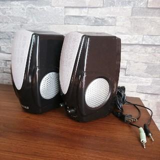 バッファロー(Buffalo)の【送料込】バッファロー スピーカー BUFFALO♡パソコン周辺機器♡(PC周辺機器)