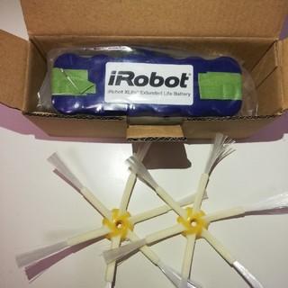 アイロボット(iRobot)の最安値 純正品 新品 アイロボット ルンバ XLite バッテリー(掃除機)