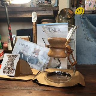 chemex コーヒーメーカー6Cup(コーヒーメーカー)