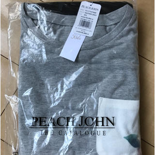 ピーチジョン(PEACH JOHN)のピーチジョン ローラコラボ ルームウェア メンズ 未使用品(Tシャツ/カットソー(半袖/袖なし))