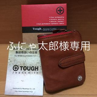 タフ tough / 2つ折り財布 未使用