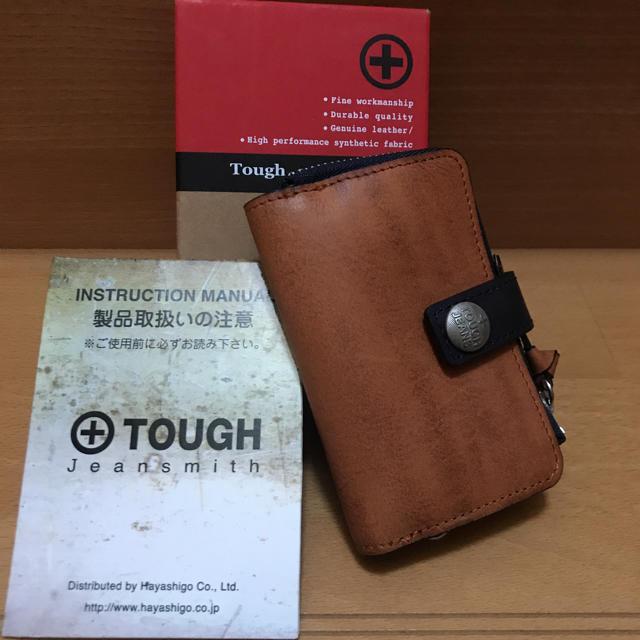 TOUGH(タフ)のタフ tough / 小銭入れ付きキーケース 未使用 メンズのファッション小物(キーケース)の商品写真