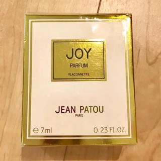 ジャンパトゥ(JEAN PATOU)のジーン パトゥ ジョイ 香水 7ml 未使用(香水(女性用))