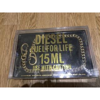 ディーゼル(DIESEL)のDIESEL FUEL FOR LIFE 15ML ディーゼル(香水(男性用))