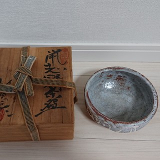 抹茶茶碗(陶芸)