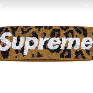 シュプリーム(Supreme)のNew Era Big Logo Headband supreme  (その他)