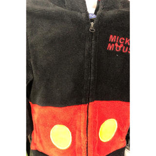 ディズニー(Disney)のミッキー 耳付 パーカ 男女兼用 他にもあり 元払可↓期間限定(ジャケット/上着)