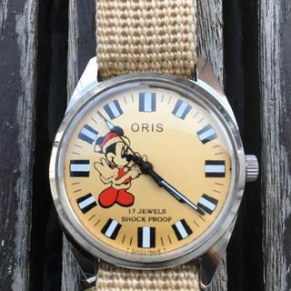 オリス(ORIS)のオリス手巻き腕時計(腕時計(アナログ))