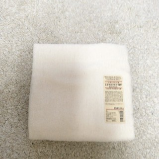 MUJI (無印良品) - しなやかタオル 薄手 バスタオル