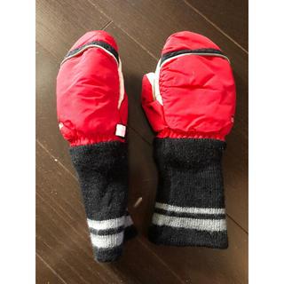 スキー手袋 キッズ(その他)