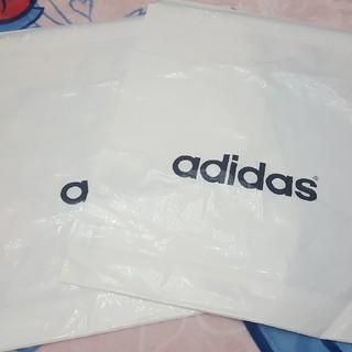 アディダス(adidas)のアディダス ショップ袋 紐付き(ショップ袋)