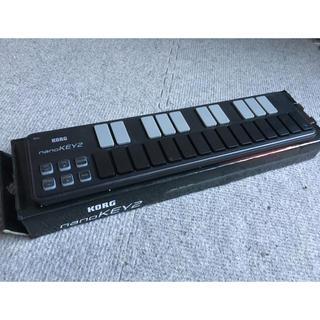 コルグ(KORG)のKORG nano KEY2(MIDIコントローラー)