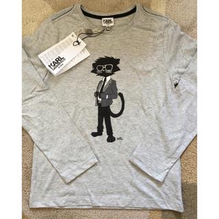カールラガーフェルド(Karl Lagerfeld)のカールラガーフェルド 新品未使用ロンT(Tシャツ/カットソー)