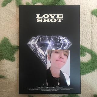 EXO LOVE SHOT Love ver CD