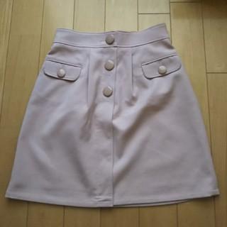 キスミス(Xmiss)のキスミス スカート ピンク(ひざ丈スカート)