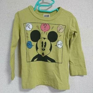 エフオーキッズ(F.O.KIDS)の【F.O.KIDS】新品☆ミッキーロンT(Tシャツ/カットソー)