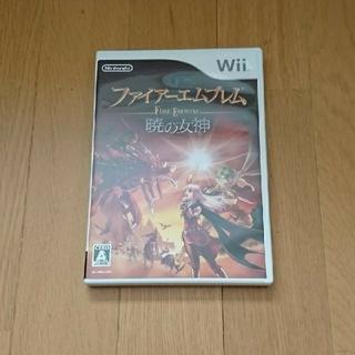 ウィー(Wii)のWiiソフト ファイアーエムブレム 暁の女神(家庭用ゲームソフト)