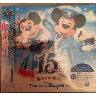 ディズニー(Disney)の【中古品】東京ディズニーシー15周年アルバム 特殊パッケージ仕様(その他)
