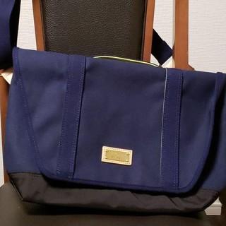エムエスピーシー(MSPC)の新品 マスターピース ショルダーバッグ 帆布 キャンバス  メッセンジャーバッグ(ショルダーバッグ)