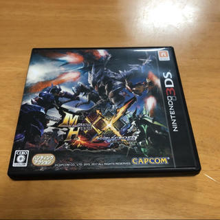 カプコン(CAPCOM)の 【中古美品】3DS モンスターハンター ダブルクロス(携帯用ゲームソフト)
