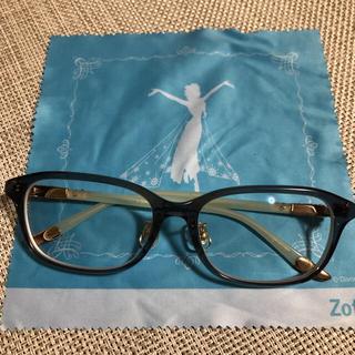 ゾフ(Zoff)のzoff  限定   眼鏡   エルサ(サングラス/メガネ)