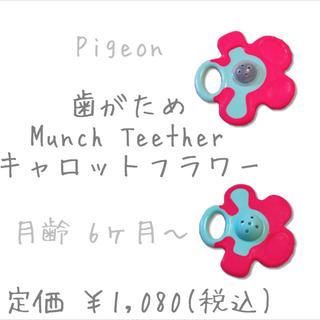 ピジョン(Pigeon)のPigeon 歯がため (がらがら/ラトル)