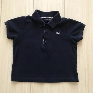 BURBERRY - バーバリー 半袖ポロシャツ 90 cm