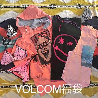 ボルコム(volcom)のVOLCOM福袋 4点 ❤️ パーカー セーター タンクトップ 水着 ❤️(パーカー)