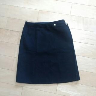 イエナ(IENA)のIENA  ダブルフェイスリバーシブルスカート(ひざ丈スカート)