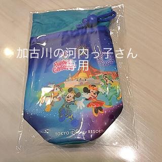 ディズニー(Disney)の非売品 ディズニーリゾート35周年 ペットボトルホルダー(ノベルティグッズ)
