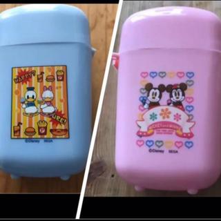 ディズニー(Disney)のディズニー ミッキー&ミニー ドナルド&ディジーお手拭きセット(その他)