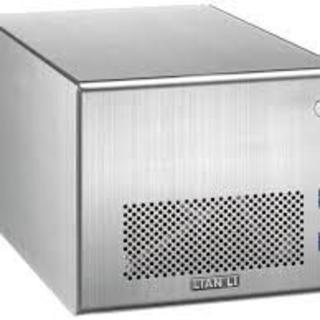 アルミ製 ミニデスクトップパソコン(デスクトップ型PC)
