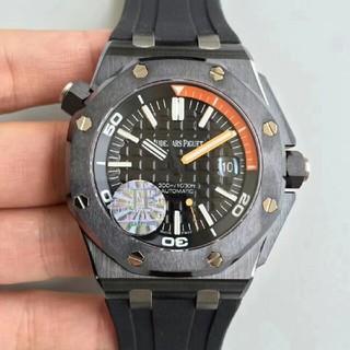 オーデマピゲ(AUDEMARS PIGUET)の オーデマ・ピゲ ロイヤルオークオフショア ダイバー メン ズ腕時計 (腕時計(アナログ))