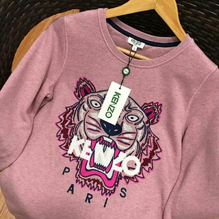 ケンゾー(KENZO)のKENZOケンゾー 刺繍トレーナー(パーカー)