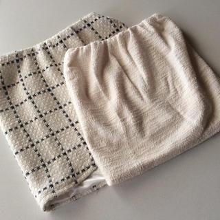 デイライルノアール(Delyle NOIR)の【Delyle NOIR】スカート 2点セット(ミニスカート)