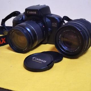 キヤノン(Canon)のCanon EOS 700QD レンズセット(フィルムカメラ)