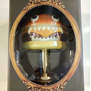 MEDICOM TOY - 新品 UNDERCOVER HAMBURGER LAMP ハンバーガー ランプ