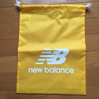 ニューバランス(New Balance)のnew balance シューズケース(記念品/関連グッズ)