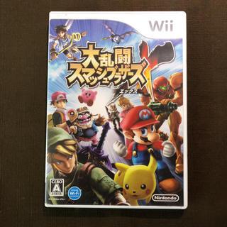 ウィー(Wii)の大乱闘スマッシュブラザーズX (Wii)(家庭用ゲームソフト)