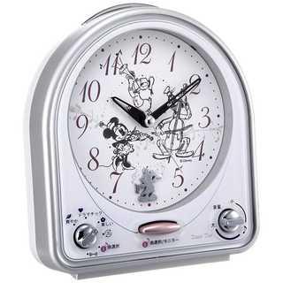SEIKO CLOCK(セイコークロック) Disneyメロディ目覚まし時計(置時計)