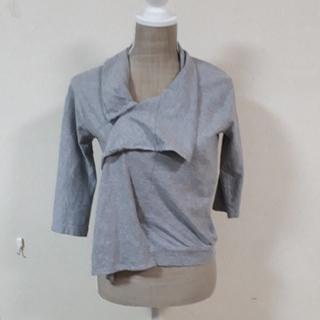 ジュンヤワタナベ(JUNYA WATANABE)のJUNYA WATANABE 変形カットソー(Tシャツ(長袖/七分))