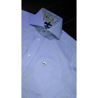 メイルアンドコー(MALE&Co.)の美品/MALE&Co./シャツ/ボタニカル/ドレスシャツ/メールアンドコー(シャツ)