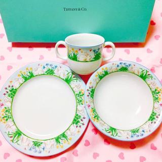 ティファニー(Tiffany & Co.)のティファニー🎀キッズ食器セット(離乳食器セット)