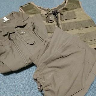 オーストリア軍 戦闘服上下セット 実物放出品(戦闘服)