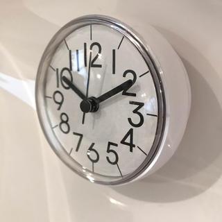 バスクロック (防滴)(置時計)