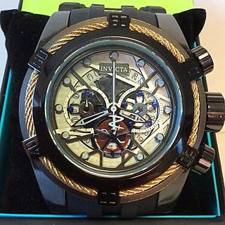 インビクタ(INVICTA)の未使用‼️ インヴィクタ ボルト ゼウス クロノグラフ メンズ 腕時計(腕時計(アナログ))