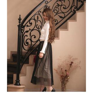 エミリアウィズ(EmiriaWiz)の水玉 スカート(ロングスカート)