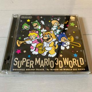 ニンテンドウ(任天堂)のスーパーマリオ 3Dワールド オリジナルサウンドトラック(ゲーム音楽)