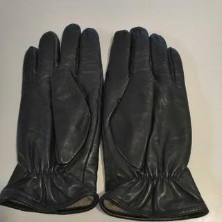SHIPS - レザー手袋 革手袋 新品未使用